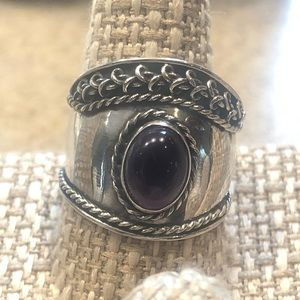 Jewelry - Sterling Silver Bali Ring